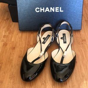 RARE Chanel Chaus Ouvertes Shoes